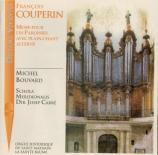 COUPERIN - Bouvard - Messe à l'usage des paroisses pour les festes solem Orgue de Saint Maximin La Sainte-Baume