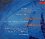 WAGNER - Dohnanyi - Der fliegende Holländer (Le vaisseau fantôme) WWV.63