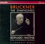 BRUCKNER - Haitink - Symphonie n°4 en mi bémol majeur WAB 104