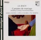 Cantates de mariage