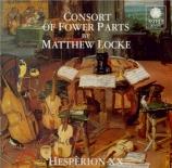 LOCKE - Savall - Consort of fower parts