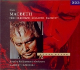 VERDI - Gardelli - Macbeth, opéra en quatre actes (version italienne)