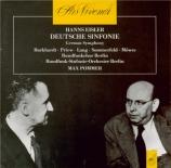EISLER - Pommer - Deutsche Sinfonie op.50