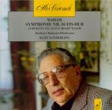 MAHLER - Sanderling - Symphonie n°10