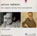 Quatuors et trios à cordes (Intégrale)