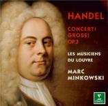 HAENDEL - Minkowski - Six concerti grossi op.3 HWV.312-317