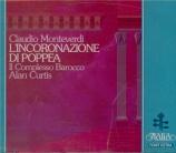 MONTEVERDI - Curtis - L'incoronazione di Poppea (Le couronnement de Popp
