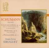 SCHUMANN - Siruguet - Sonate pour piano n°3 en fa mineur op.14 'Concert