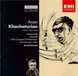 Aram Khatchaturian dirige