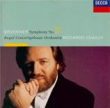 BRUCKNER - Chailly - Symphonie n°2 en ut mineur WAB 102