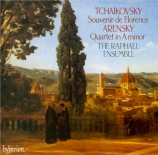TCHAIKOVSKY - Raphael Ensembl - Souvenir de Florence, sextuor pour corde