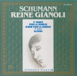 Intégrale de l'oeuvre pour piano Vol.13