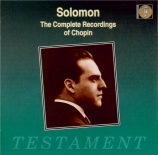The Complete Recordings of Chopin