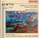 ALWYN - Hickox - Symphonie n°5 'Hydriotaphia'