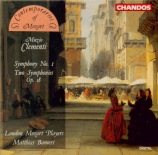 CLEMENTI - Bamert - Deux symphonies op.18