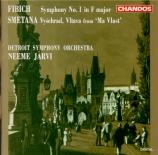 FIBICH - Järvi - Symphonie n°1 op.17