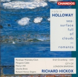 HOLLOWAY - Hickox - Sea-Surface Full of Clouds, op.28