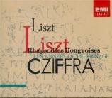 LISZT - Cziffra - Rhapsodie hongroise n°1, pour piano à quatre mains en