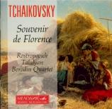 TCHAIKOVSKY - Borodin Quartet - Souvenir de Florence op.70