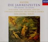 HAYDN - Solti - Die Jahreszeiten (Les saisons), oratorio pour solistes