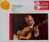 VILLA-LOBOS - Bream - Concerto pour guitare