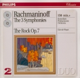 RACHMANINOV - De Waart - Symphonie n°2 en mi mineur op.27