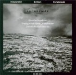 HINDEMITH - Kashkashian - Trauermusik