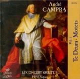 Te Deum et motets Vol.1