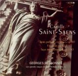 SAINT-SAËNS - Bessonnet - Prélude et fugue op.99 n°1
