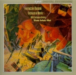 BUSONI - Albert - Lutspiel-Ouverture op.38