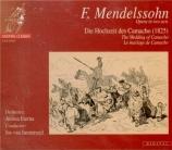 MENDELSSOHN-BARTHOLDY - Immerseel - Die Hochzeit des Camacho (Le mariage