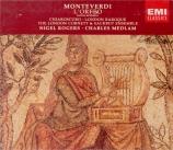 MONTEVERDI - Medlam - L'Orfeo