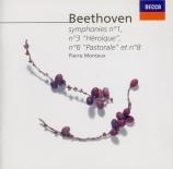 BEETHOVEN - Monteux - Symphonie n°1 op.21