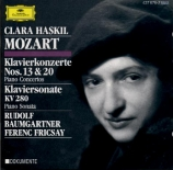 MOZART - Haskil - Concerto pour piano et orchestre n°20 en ré mineur K.4
