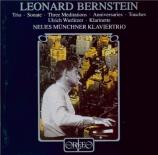BERNSTEIN - Neues Münchner - Trio avec piano