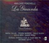 PONCHIELLI - Votto - La Gioconda