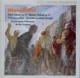 EISLER - Husmann - Kleine Sinfonie op.29