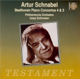 BEETHOVEN - Schnabel - Concerto pour piano n°4 en sol majeur op.58