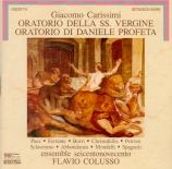 CARISSIMI - Colusso - Oratorio de la Vierge