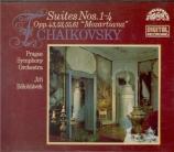 TCHAIKOVSKY - Belohlavek - Suite pour orchestre n°1 en ré mineur op.43