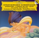 RIMSKY-KORSAKOV - Chung - Shéhérazade op.35