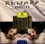 BACH - Kempff - Suite anglaise n°3, pour clavier en sol mineur BWV.808