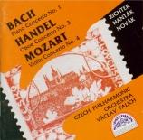 BACH - Talich - Concerto pour clavecin et cordes n°1 en ré mineur BWV.10