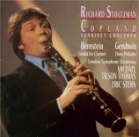 COPLAND - Stoltzman - Concerto pour clarinettte