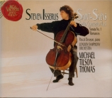 SAINT-SAËNS - Isserlis - Concerto pour violoncelle n°1 op.33