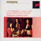 SCHMELZER - Lamon - Sonata a 5