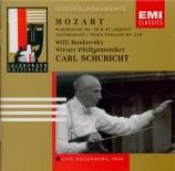 MOZART - Schuricht - Symphonie n°38 en ré majeur K.504 'Prague'