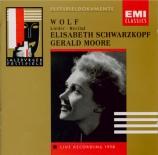 Récital de Lieder (Salzbourg 1958)