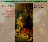 COUPERIN - Baumont - Troisième livre de pièces de clavecin