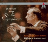 SCHUBERT - Harnoncourt - Symphonies : intégrale